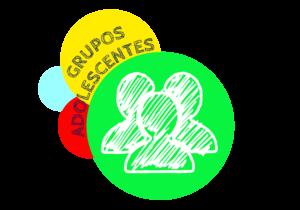 Grupos adolescentes 4°ESO  y BACH.