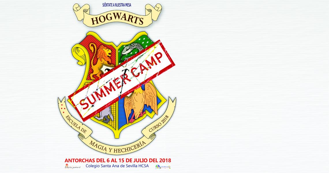 Summer camp  Hogwarts 2018